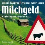 Hörbuchcover  - Milchgeld