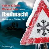 Hörbuchcover Kobr - Rauhnacht