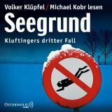 Hörbuchcover Kobr - Seegrund