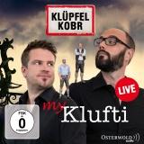 Hörbuchcover Klüpfel - My Klufti (Live DVD)