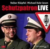 Hörbuchcover Klüpfel - Schutzpatron LIVE