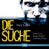 Hörbuchcover  - Die Suche