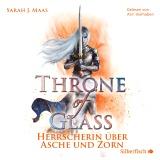 Hörbuchcover Maas - Herrscherin über Asche und Zorn
