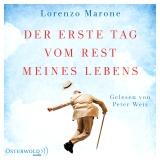 Hörbuchcover Marone - Der erste Tag vom Rest meines Lebens
