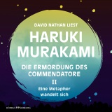 Hörbuchcover Murakami - Die Ermordung des Commendatore Band II