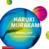 Hörbuchcover Murakami - Pinball 1973