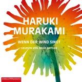 Hörbuchcover Murakami - Wenn der Wind singt