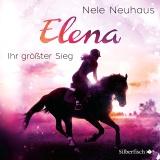 Hörbuchcover  - Elena - Ein Leben für Pferde: Ihr größter Sieg