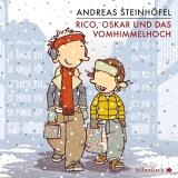 Hörbuchcover  - Rico, Oskar und das Vomhimmelhoch