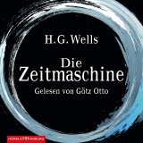Hörbuchcover  - Die Zeitmaschine