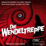 Hörbuchcover  - Die Wendeltreppe
