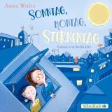 Hörbuchcover Woltz - Sonntag, Montag, Sternentag